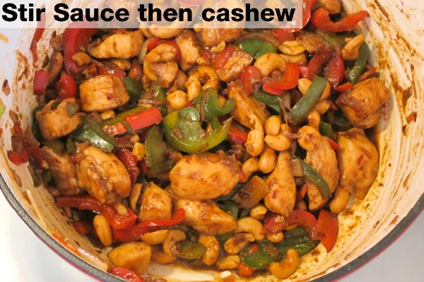 Marc's Cashew Chicken Recipes — Dishmaps