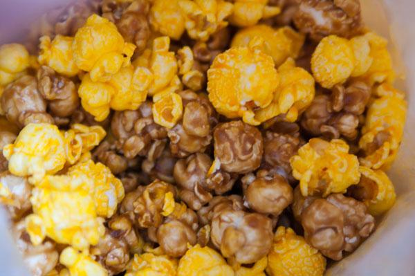 Dr Grub » Chicago Mix Popcorn